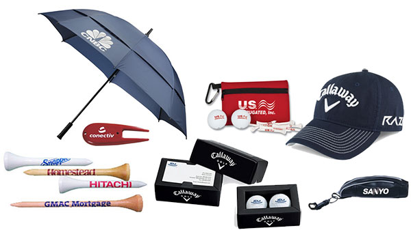 promo. From corporate golf outings to charity classics, we can make your logo or name appear on any golf tournament gifts For maximum exposure